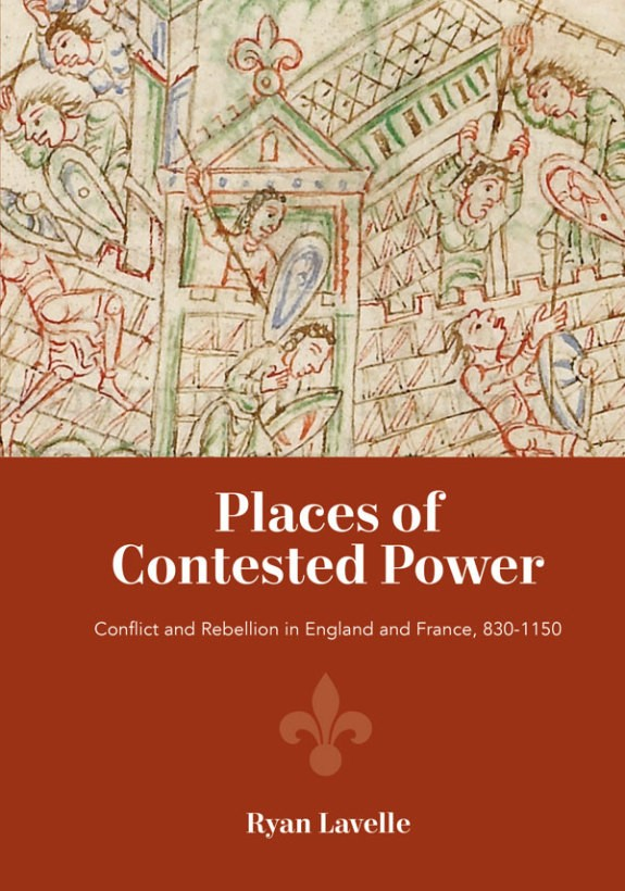 Places of Contested Power book cover